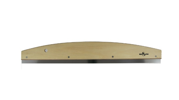坂爪製作所 sakazume 内装用仕上げベラ 480mm