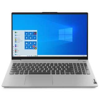 81YQ002QJP ノートパソコン IdeaPad Slim 550 プラチナグレー [15.6型 /AMD Ryzen 5 /SSD:256GB /メモリ:8GB /2020年6月モデル]