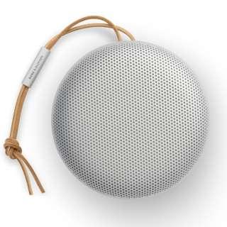ブルートゥーススピーカー グレーミスト BEOSOUND-A1-2NDGEN-GREYMIST [Bluetooth対応 /防滴]