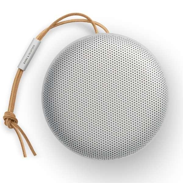 ブルートゥーススピーカー グレーミスト BEOSOUND-A1-2NDGEN-GREYMIST [Bluetooth対応]