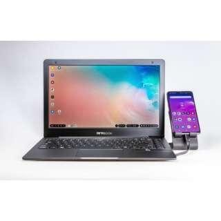 MiraBook 13.3インチ ミッドナイトブラック MB-001