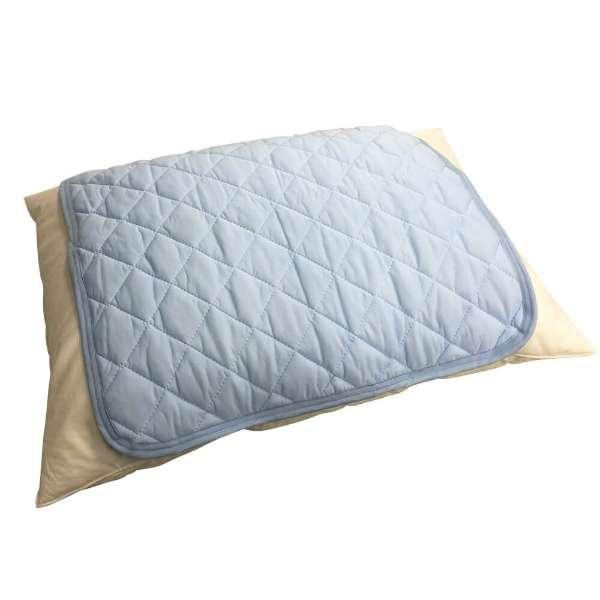 【涼感パッド】生毛工房オリジナル 冷感まくらパッド (50×50cm)