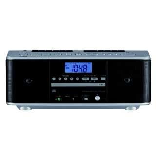 CDラジカセ TY-CDW990-S シルバー [ワイドFM対応 /CDラジカセ]