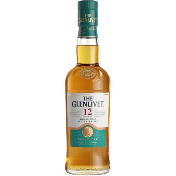 ザ・グレンリベット12年 ハーフ 350ml【ウイスキー】