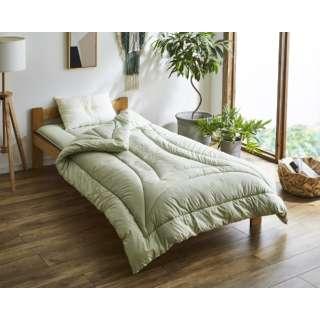 森の眠り 掛布団ダブルサイズ (グリーン)