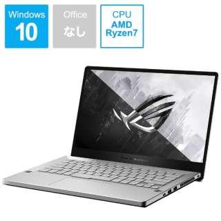 ゲーミングノートパソコン ROG Zephyrus G14 ムーンライトホワイト GA401IH-R7G1650W [14.0型 /AMD Ryzen 7 /SSD:512GB /メモリ:8GB /2020年6月モデル]