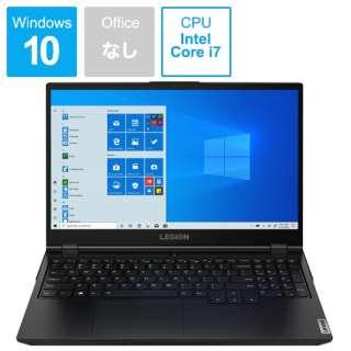 81Y6004HJP ゲーミングノートパソコン Legion 550i ファントムブラック [15.6型 /intel Core i7 /SSD:1TB /メモリ:16GB /2020年5月モデル]