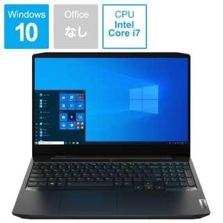 81Y40053JP ゲーミングノートパソコン deaPad Gaming 350i オニキスブラック [15.6型 /intel Core i7 /HDD:1TB /SSD:256GB /メモリ:8GB /2020年5月モデル]