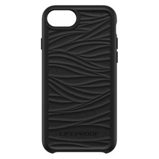 LifeProof - Wake series for Apple iPhone SE (第2世代)/8/7/6s [ BLACK ]