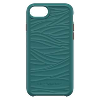 LifeProof - Wake series for Apple iPhone SE (第2世代)/8/7/6s [ DOWN UNDER - EVERGLADE/GINGER ]