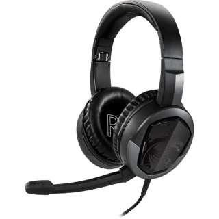 ゲーミングヘッドセット Immerse GH30 V2 [φ3.5mmミニプラグ /両耳 /ヘッドバンドタイプ]