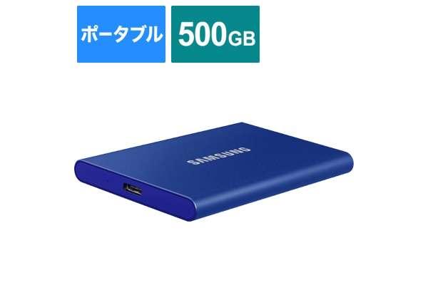 SAMSUNG「T7シリーズ」MU-PC500H/IT