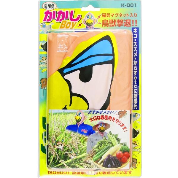 龍宝丸 かかしBoy K-001