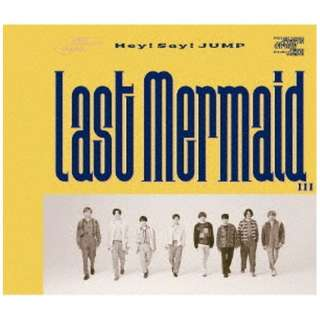Hey! Say! JUMP/ Last Mermaid… 通常盤 【CD】