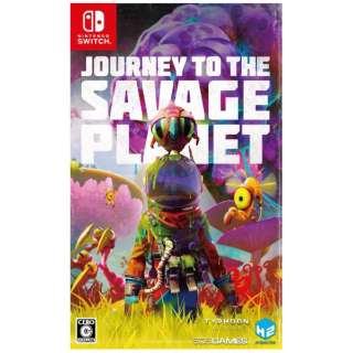 Journey to the savage planet 【Switch】