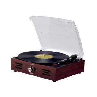 レコードプレーヤー SAD-9804M