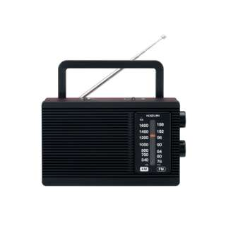 ホームラジオ SAD-7228M [AM/FM /ワイドFM対応]