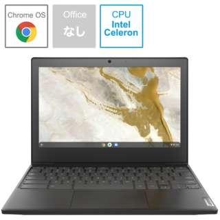 ノートパソコン IdeaPadSlim350iChromebook オニキスブラック 82BA000LJP [11.6型 /intel Celeron /eMMC:32GB /メモリ:4GB /2020年8月モデル]