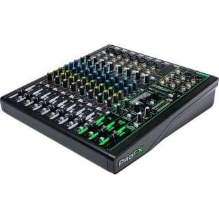 12chエフェクト/USB内蔵プロフェッショナルミキサー ProFX12v3