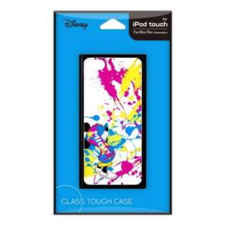 iPod touch(第7/6/5世代)用ガラスタフケース Premium Style ミッキーマウス PG-IT7DGT05MKY [iPod touch用]