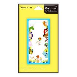 iPod touch(第7/6/5世代)用ガラスタフケース Premium Style トイ・ストーリー PG-IT7DGT06TOY [iPod touch用]
