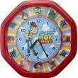 賑やかで楽しいディズニーからくり時計