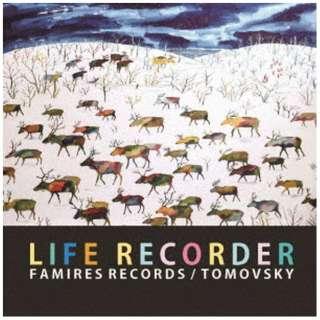 TOMOVSKY/ LIFE RECORDER 【CD】