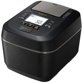 RZ-W100DM-K 炊飯器 フロストブラック [5.5合 /圧力IH]