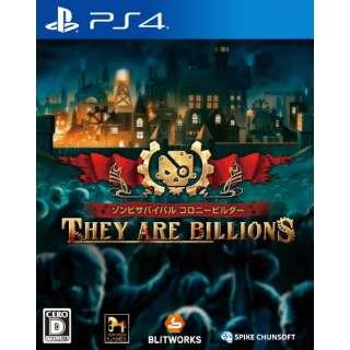 ゾンビサバイバル コロニービルダー They Are Billions 【PS4】