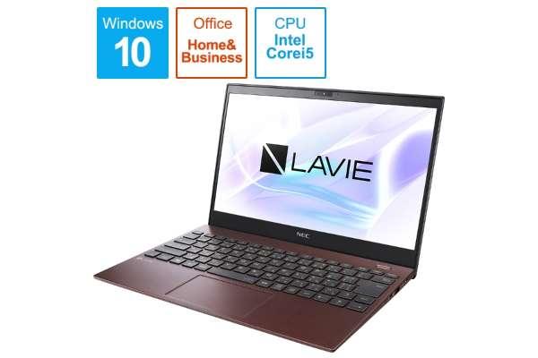NEC「LAVIE ProMobile」PC-PM550SAR