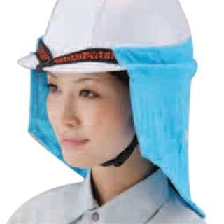 冷や冷や防暑タオル ブルーNO.7179