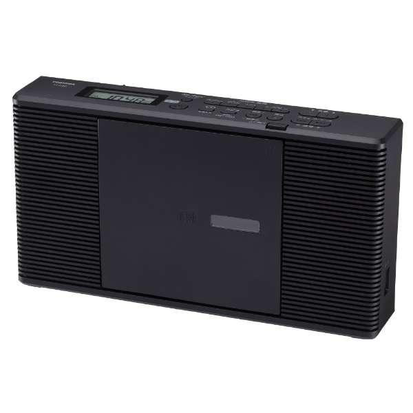 CDラジオ TY-C260-K ブラック [ワイドFM対応]