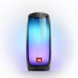 ブルートゥーススピーカー ブラック JBLPULSE4BLK [Bluetooth対応]