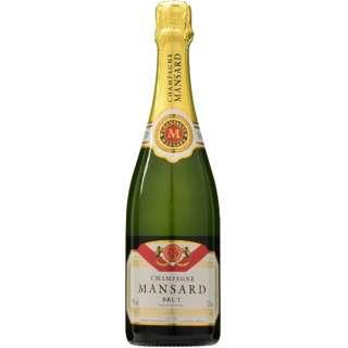 マンサール カルト・ブランシュ ブリュット NV 750ml【シャンパン】