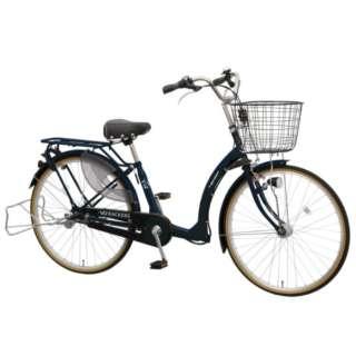 26型 子供乗せ自転車 ふらっか~ずキュート FRQ(インディゴブルー/3段変速)FRQ263E B96E【2020年モデル】 【組立商品につき返品不可】