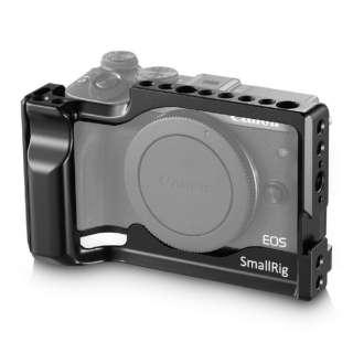 SmallRig Canon EOS M3/M6専用ケージ 2130 ブラック 2130