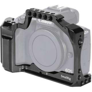 SmallRig Canon EOS M50/M5専用ケージ 2168 ブラック 2168B