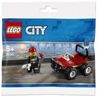 LEGO(レゴ) 30361 レゴシティ 消防シリーズ ミニセット