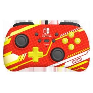 ホリパッド ミニ for Nintendo Switch メカニックレッド NSW-255 【Switch】