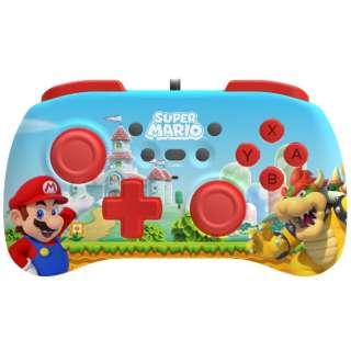 ホリパッド ミニ for Nintendo Switch スーパーマリオ NSW-276 【Switch】