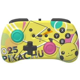 ホリパッド ミニ for Nintendo Switch ピカチュウ NSW-278 【Switch】