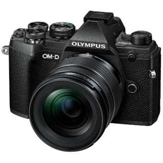 OM-D E-M5 Mark III ミラーレス一眼カメラ 12-45mm F4.0 PRO キット ブラック [ズームレンズ]