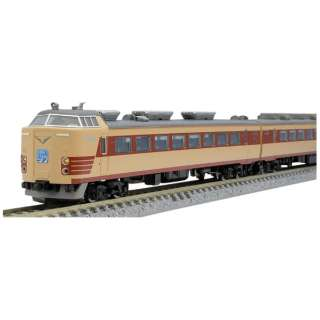 Nゲージ】98384 国鉄 485系特急電車(くろしお)セット(4両) TOMIX ...