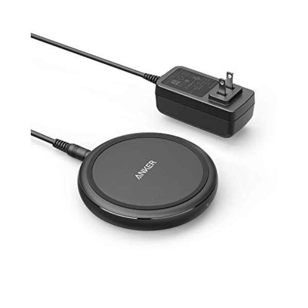 Anker PowerWave II Pad black ブラック B2519111 [ワイヤレスのみ]