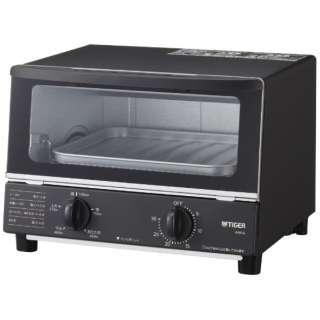 KAK-G100K オーブントースター ブラック