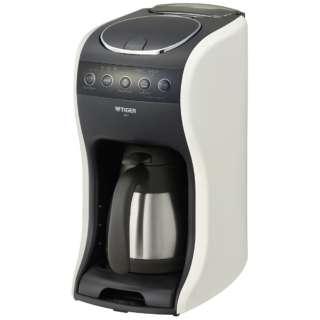 ACT-E040WM コーヒーメーカー クリームホワイト