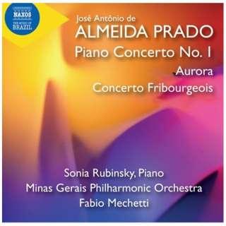 (クラシック)/ アルメイダ・プラド:ピアノと管弦楽のための作品集 【CD】
