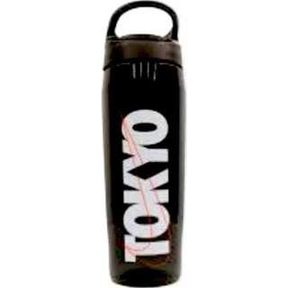 ウォーターボトル TRハイパーチャージ ツイストボトル 24 OZ CP-TOKYO(709mL/ブラック×ブライトクリムゾン)HY3004-093