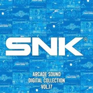(V.A.)/  SNK ARCADE SOUND DIGITAL COLLECTION Vol.17 【CD】