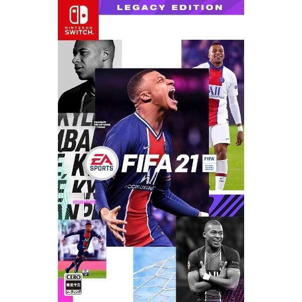 FIFA 21 LEGACY EDITION 【Switch】